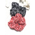 LOT DE 2 SCRUNCHIES