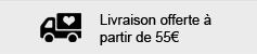 Livraison offerte